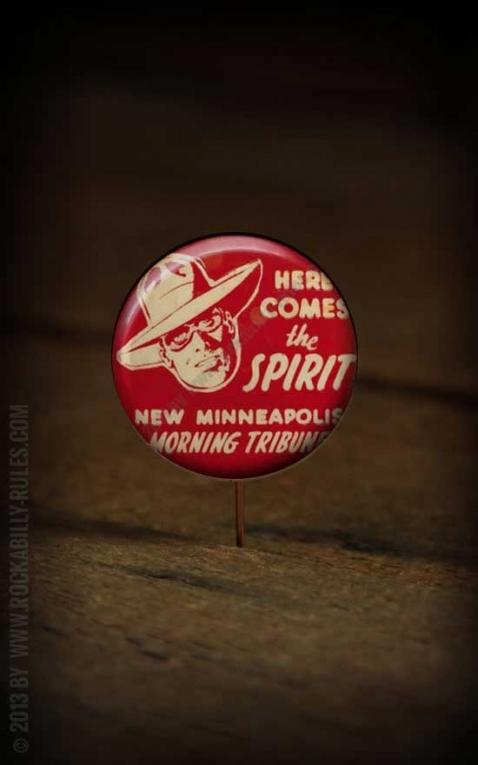 Button - The Spirit - 342