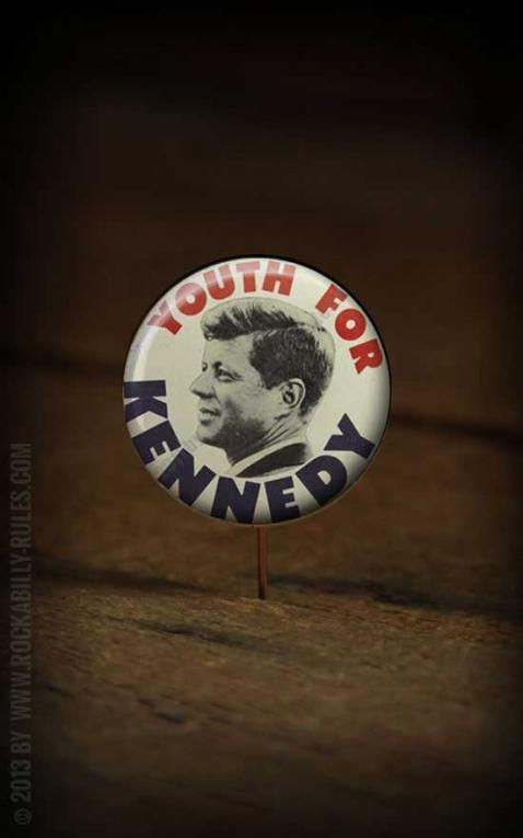 Button - J.F. Kennedy 1 - 343