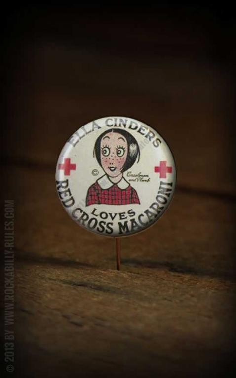 Button - Ella Cinders - 351