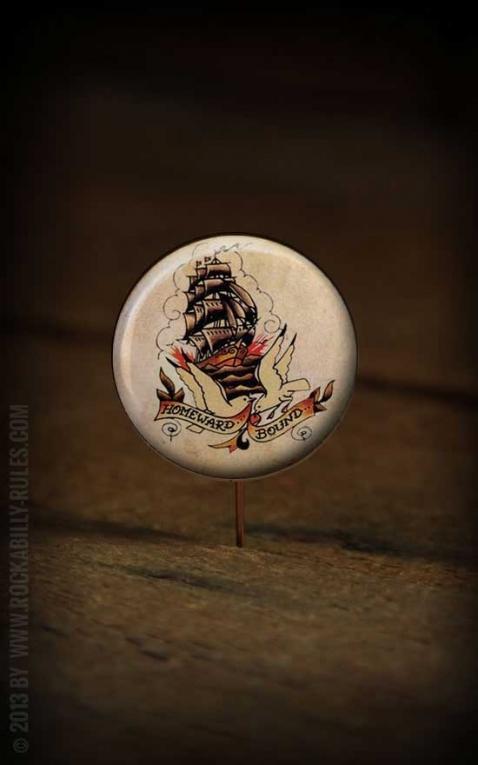 Button - Homeward Bound - 367