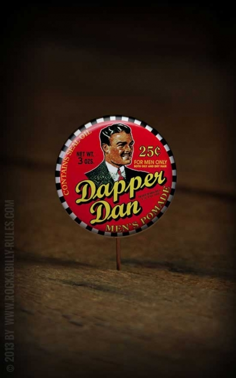 Button Dapper Dan 091