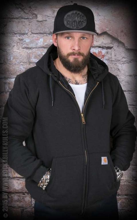 Carhartt - Avondale 3-Season Midweight Hoodie-Jacket black