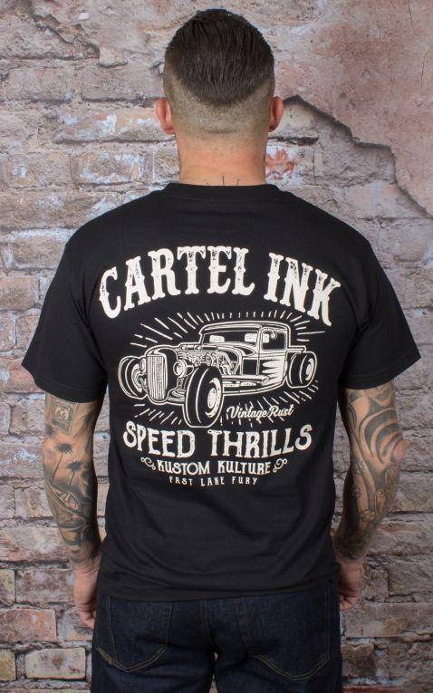 Cartel Ink T-Shirt Hommes - Speed Thrills