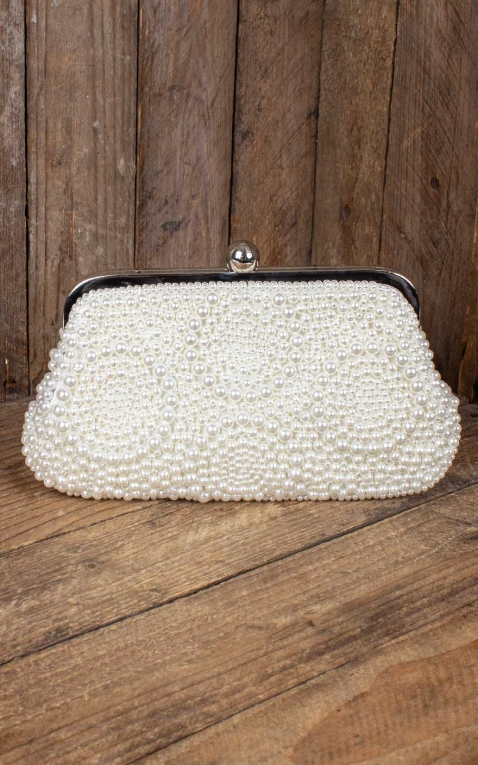 Collectif Olla Pearl Clutch