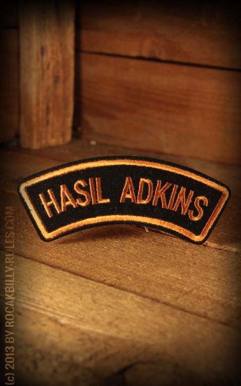 Aufnäher Hasil Adkins