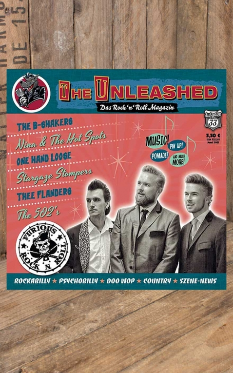 The Unleashed #33