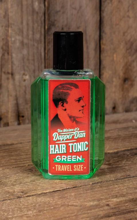 Dapper Dan - Hair Tonic, grün Travel Size