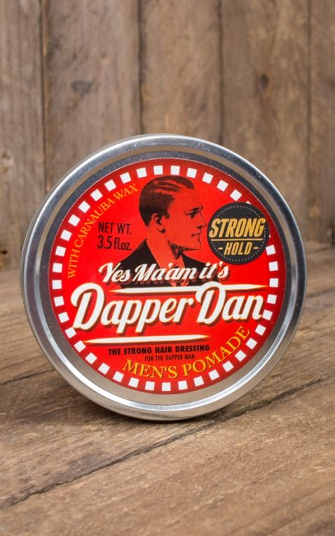 Dapper Dan - Pomade strong