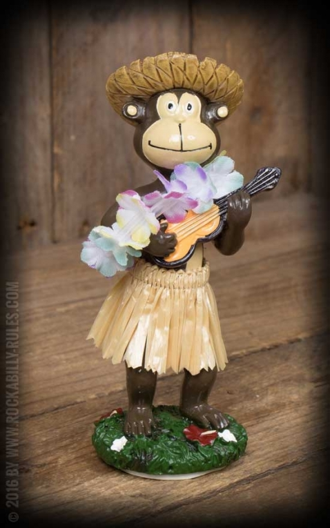 Dashboard Hula Monkey