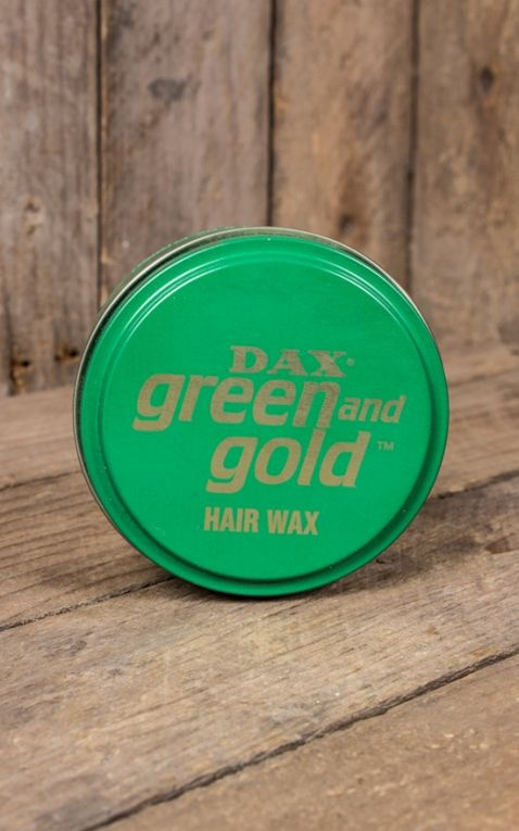 Dax Green and Gold Pommade