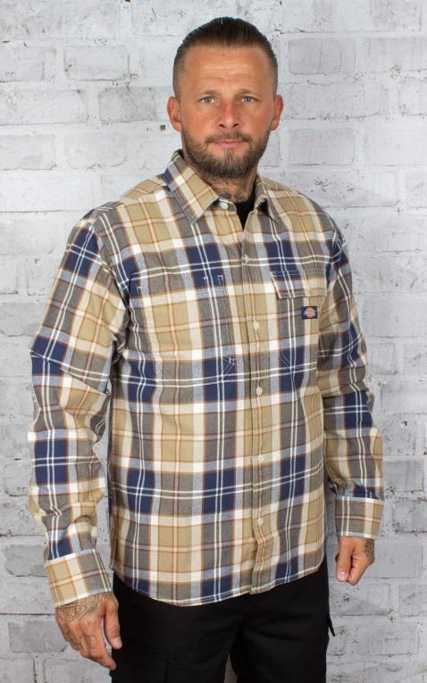 Dickies - Shirt Chisana, khaki