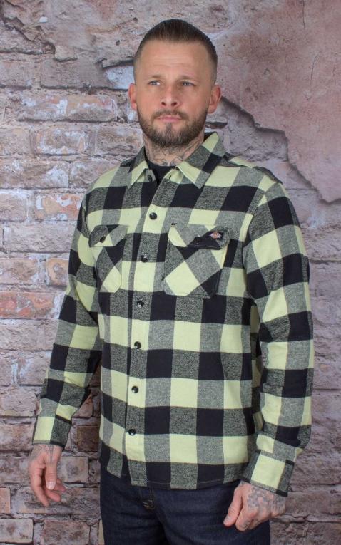 Dickies - Shirt Sacramento, mellow green