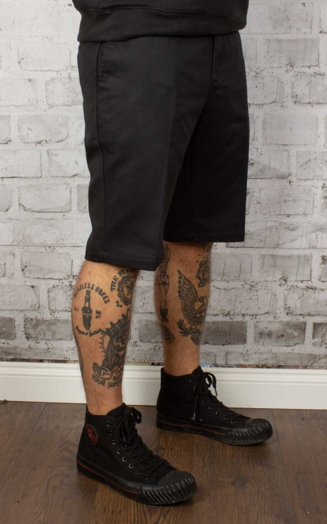 Dickies - Slim Fit Short, schwarz