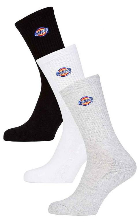 Dickies - Chaussettes Valley Grove Set de 3 Pairs