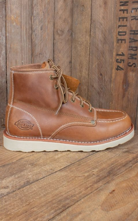 Dickies Bottes New Orleans, bronze