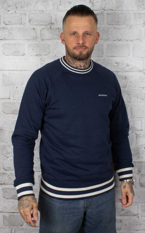 Dickies - Sweatshirt Pierre Part, navy blue
