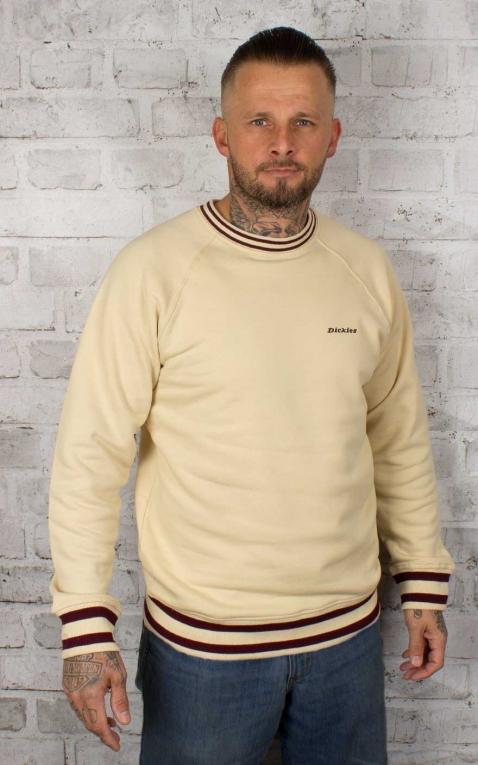 Dickies - Sweatshirt Pierre Part, light taupe