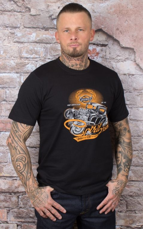 Mens Dodson T-Shirt Dickies Free Shipping Really Classic Sale Online Online Shop CIVMVm3x