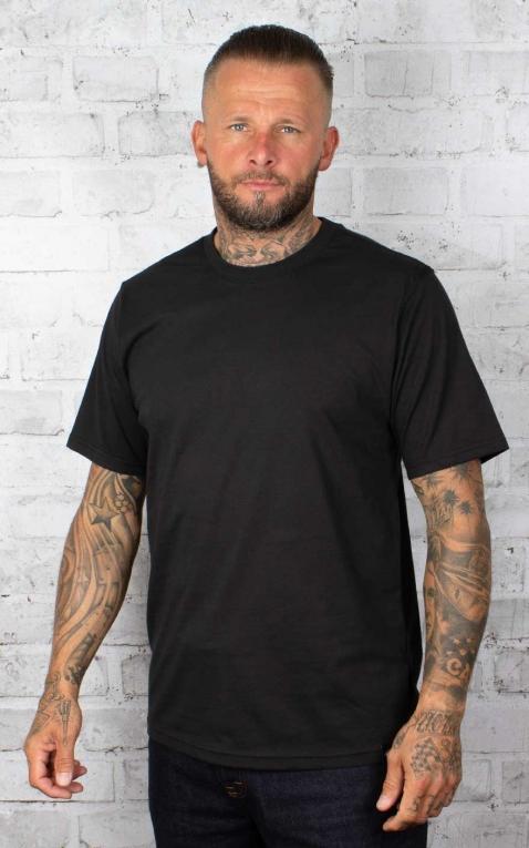 Dickies - Lot de 3 T-shirts, noir