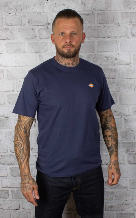 Dickies - T-Shirt Stockdale, navy