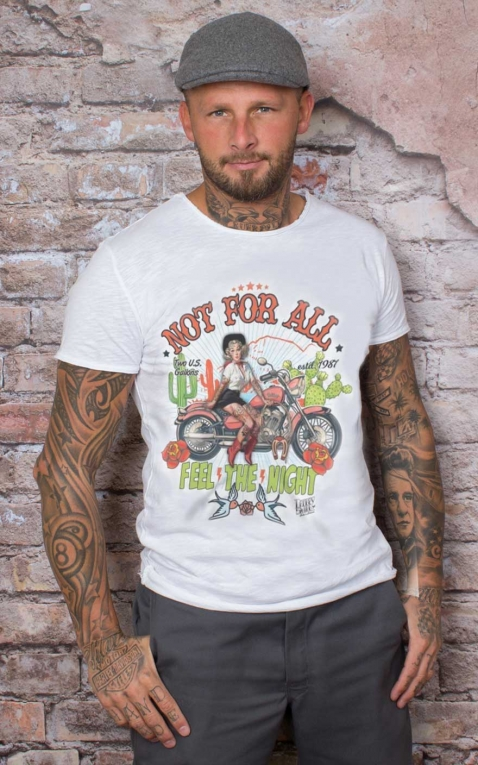 Donkey Swing Vintage T-Shirt Not For All