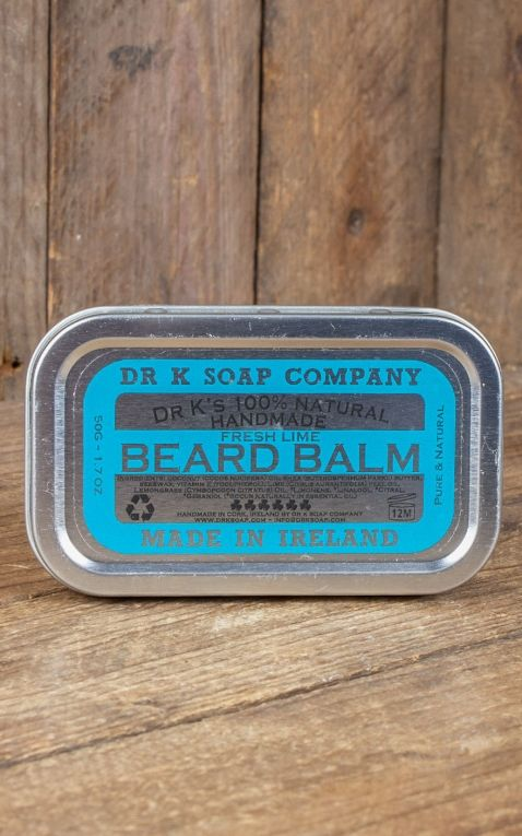 Dr. K. Beard Balm - Fresh Lime