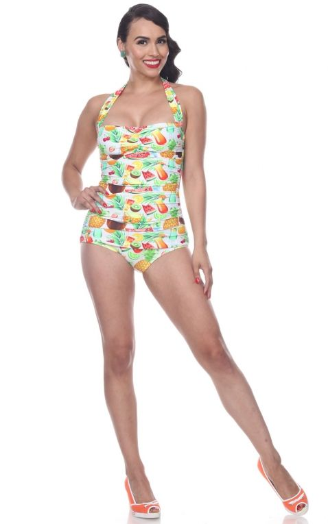Esther Williams Badeanzug Sweetie Classic | Süßigkeiten