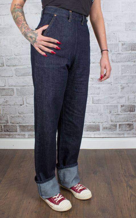 Freddies of Pinewood Denim - Buckleback Jeans