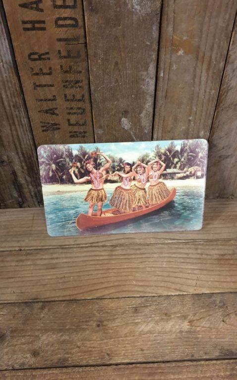 Breakfast board - Hawaii Canoe