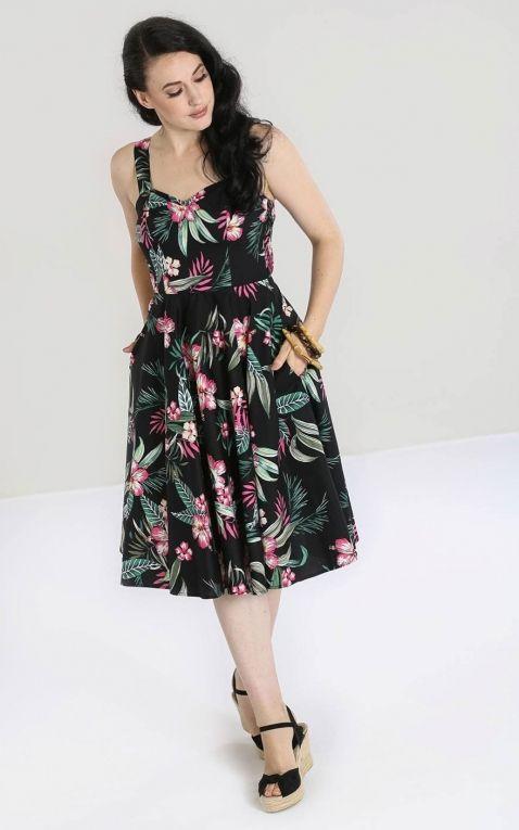 Hellbunny Swing dress 50s Kalani