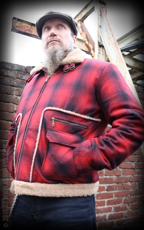 Rumble59 - Winter Jacket - Dakota