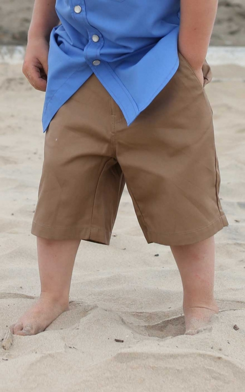 Knuckleheads Chino Shorts, camel