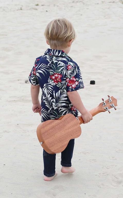 Knuckleheads Aloha Hawaiian shirt