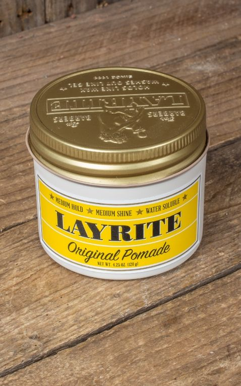 Layrite Deluxe Pomade - original