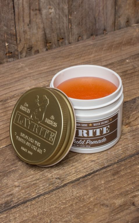 Layrite Deluxe Pomade - Super Hold