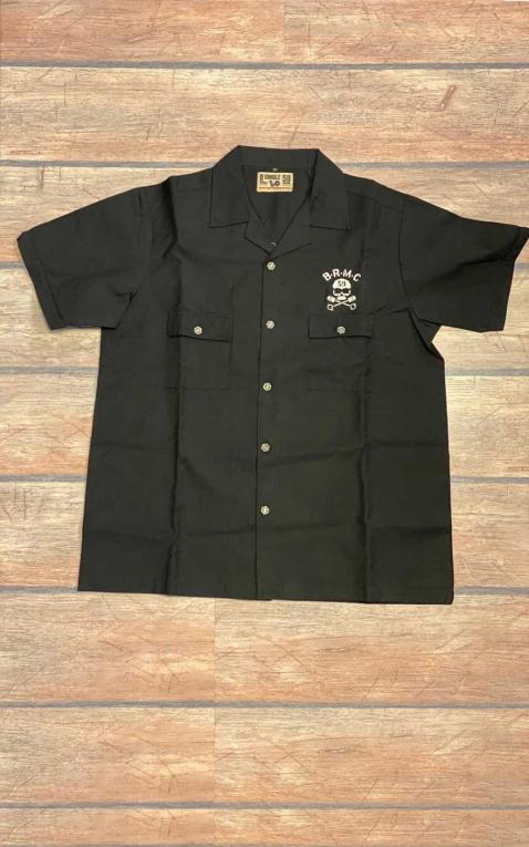 Letzte Chance - Rumble59 - Worker Shirt BRMC