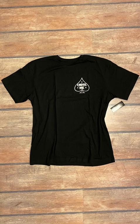 Letzte Chance - Cartel Ink Herren T-Shirt - Cruisin For a bruising