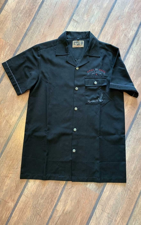 Letzte Chance - Rumble59 - Worker Shirt - The Rusty Anchor