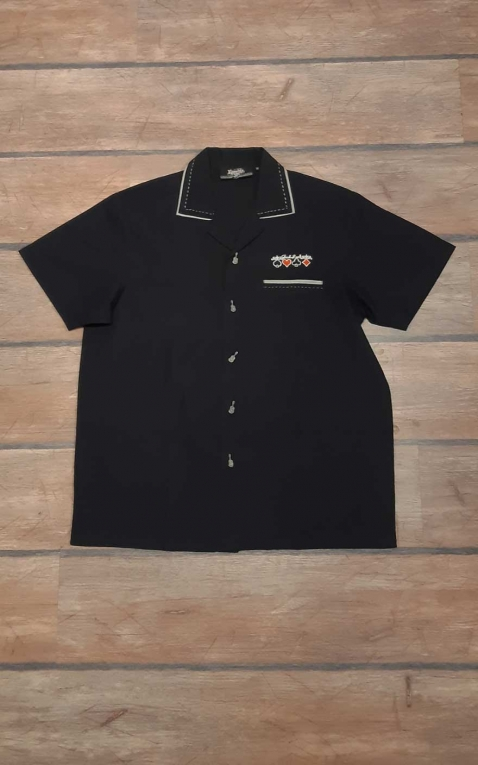 Letzte Chance - Rumble59 - Lounge Shirt - Without a cause