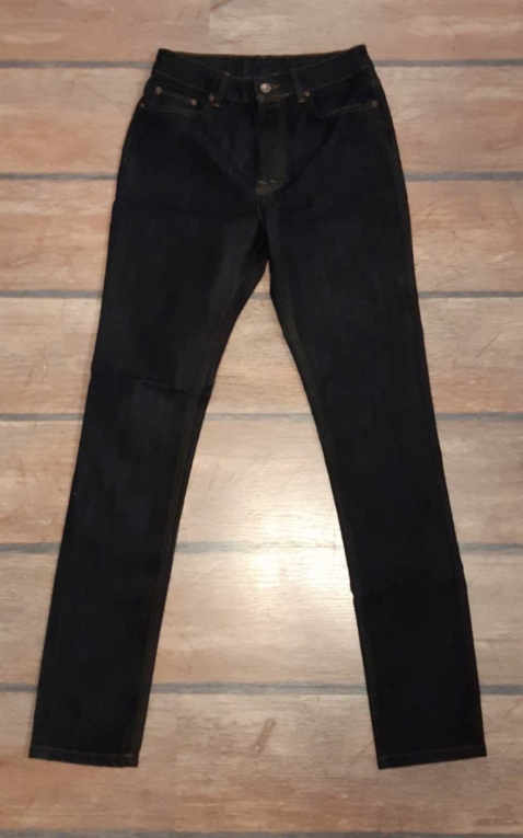Letzte Chance - Rumble59 Ladies Denim - High-waisted Skinny Jeans - Second Skin