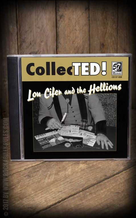 Lou Cifer - CollecTED!