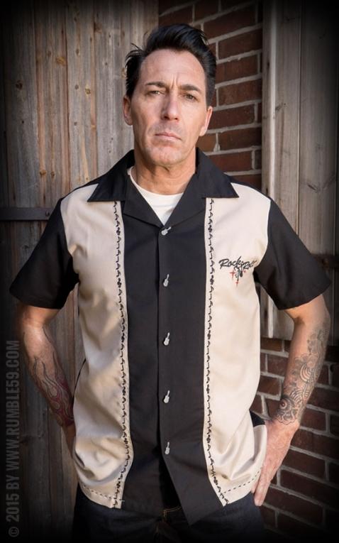 Rumble59 - Classic Shirt - RocknRoll Desert