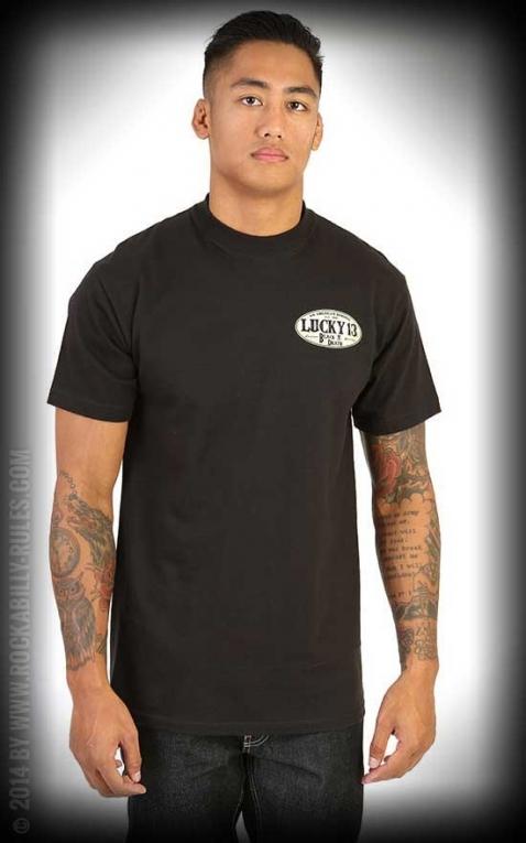 Lucky13 T-Shirt - American Original