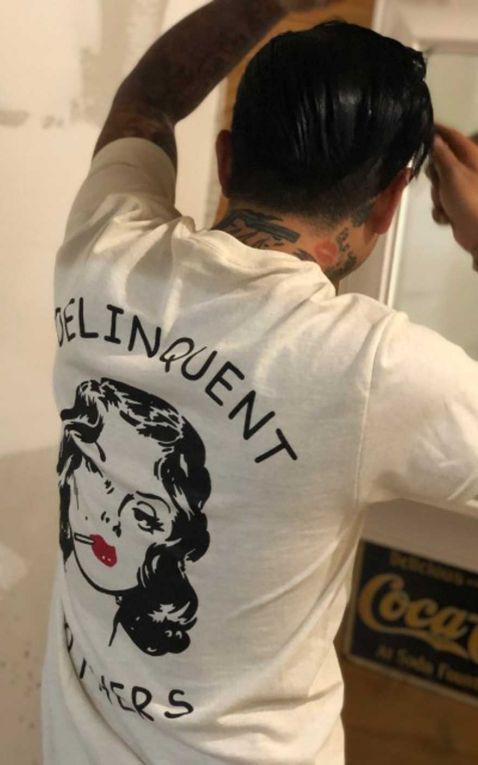 Mischief Made T-Shirt The Delinquent