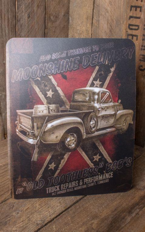 Rumble59 - Tapis de souris- Moonshine Delivery