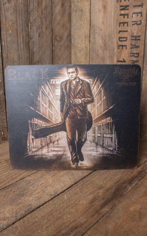Rumble59 - Tapis de souris - New Johnny Cash
