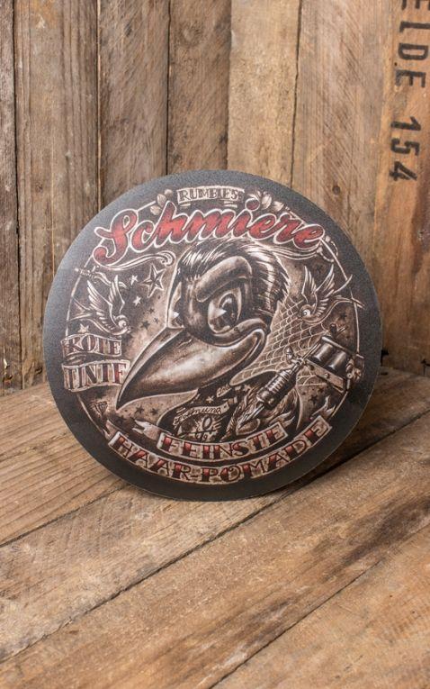 Rumble59 Mousepad - Schmiere Rote Tinte
