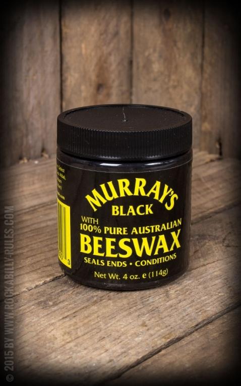 Murrays - Beeswax Black