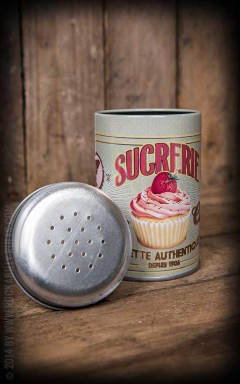 Zuckerstreuer - Lady Cupcake