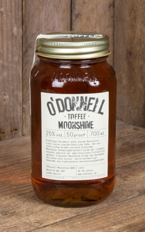 ODonnell Moonshine Toffee